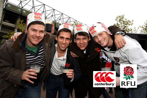 QBE 6 Nations & Autumn Test Matches