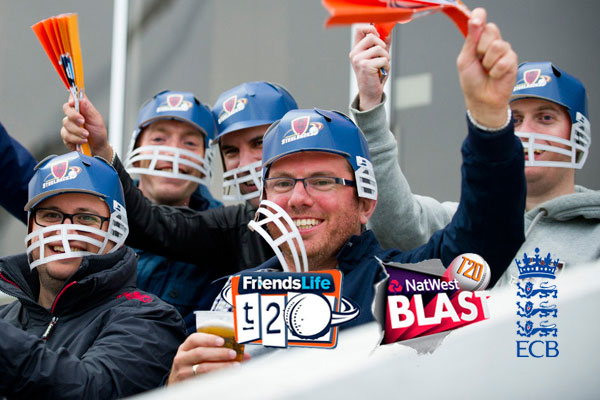 ECB T20 English Counties Big Bash Series