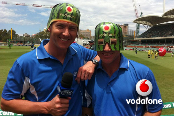Vodafone Melon Heads
